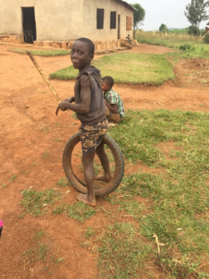 Rwanda tire untitled